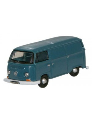 NVW009 Regatta Blue VW Bay Window Van