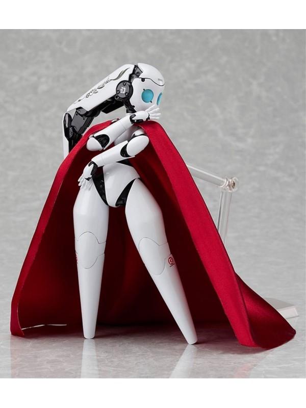 Figma No.125 日本迪士尼火球大小姐多羅絲賽爾 Drossel (Charming)