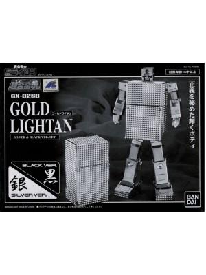 超合金魂 GX-32SB 黃金戰士 銀&黑 套裝