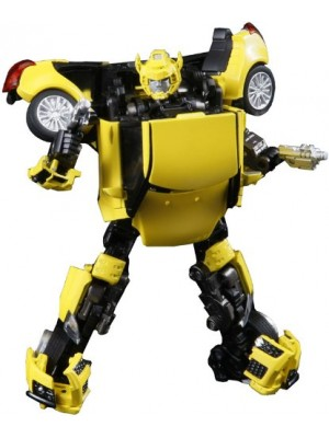 TAKARA TOMY TRANSFORMERS SWIFT SPOVT Bumblebee CHAMPION YELLOW