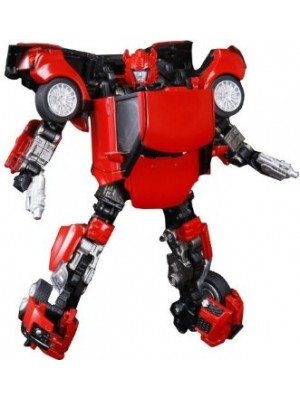 TAKARA TOMY TRANSFORMERS SWIFT SPOVT Cliff Supreme RED Pearl
