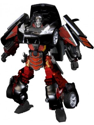 TAKARA TOMY TRANSFORMERS FAIRLADY Z Megatron Diamond BLACK