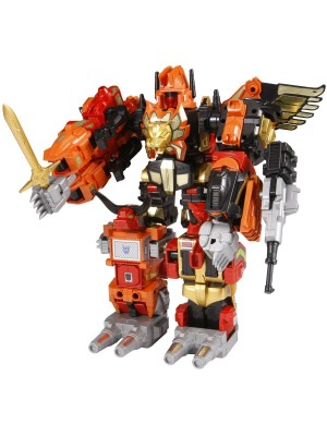 Transformers Predaking 2010 Reissue Box Set