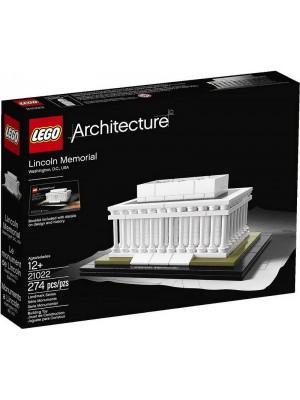LEGO 21022 Architecture Lincoln Memorial