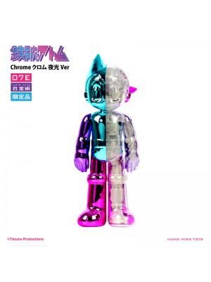 TZKA-007E Astro Boy Mechanical Clear Neon Chrome Version