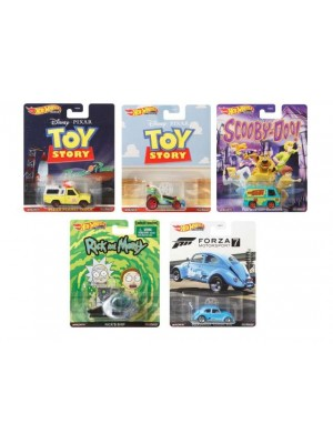 Hot Wheels Cars set  (5pcs)