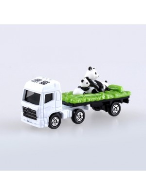 TOMICA NO.003 ANIMAL PANDA TRANSPORTER 4904810438908